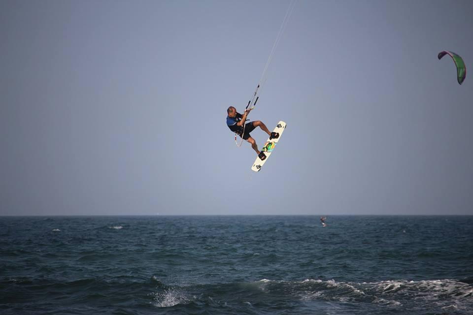 Alon Cohen kite jump