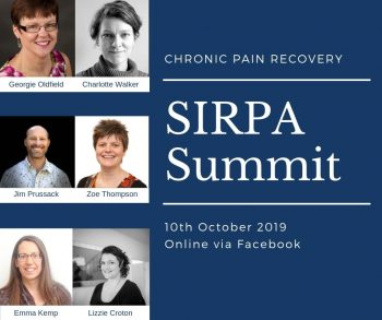 SIRPA Summit 10th October